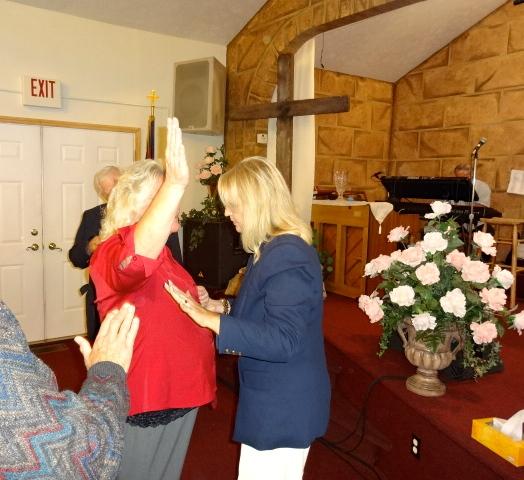 Healing Service  West Virginia